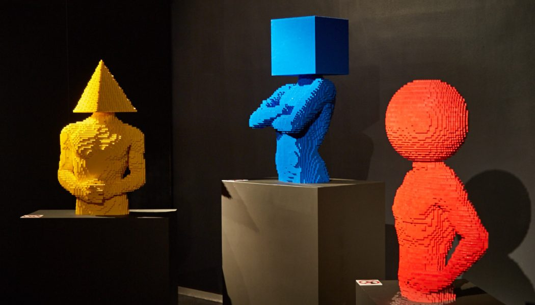 Ontspan: Art of the Brick in Johannesburg