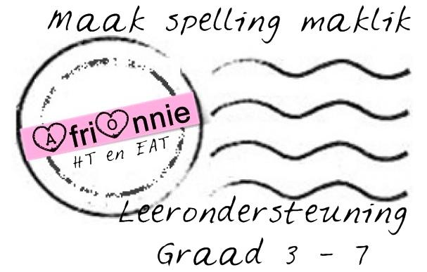 maak spelling maklik graad 3