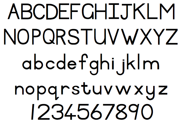Cami Primary Font