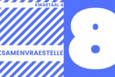 GR8 EKSAMENVRAESTELLE