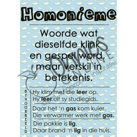 Homonieme