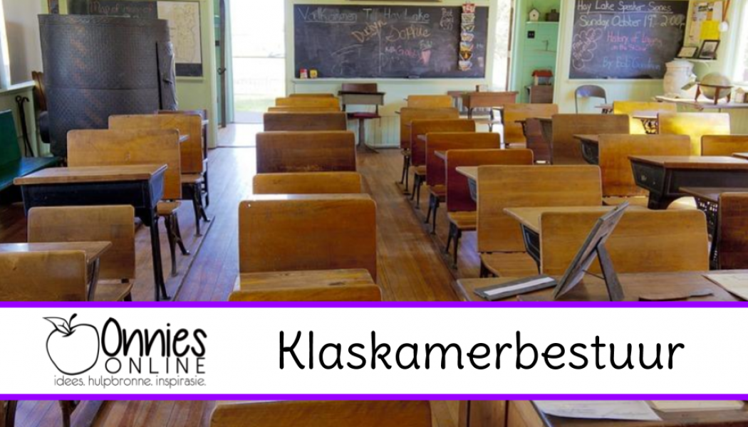 5 Wenke vir beter klaskamerbestuur