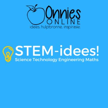 Maklike DIY vir die ingenieurtjies in jou klas – STEM